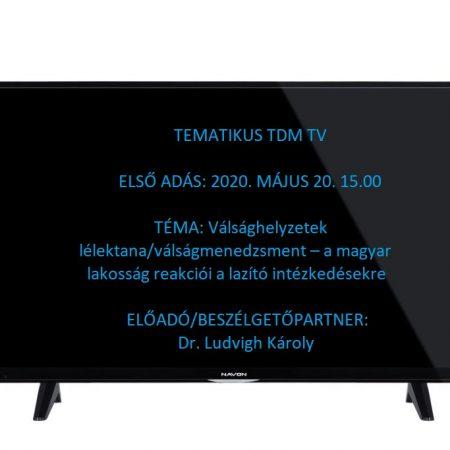 Nagy sikerrel zajlott a TEMATIKUS TDM TV